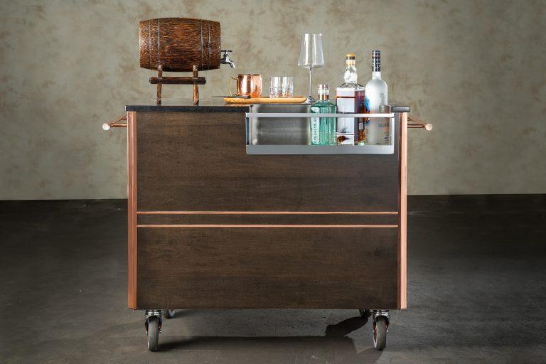Bourbon Cart