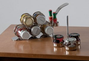 Condiment and Jam Holder