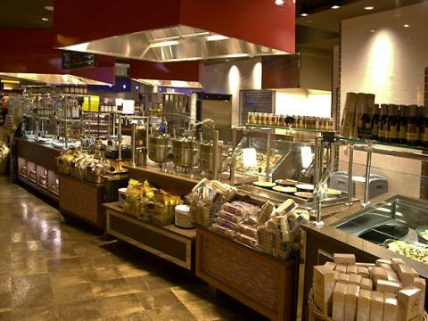 Indiana Live Casino Food Service