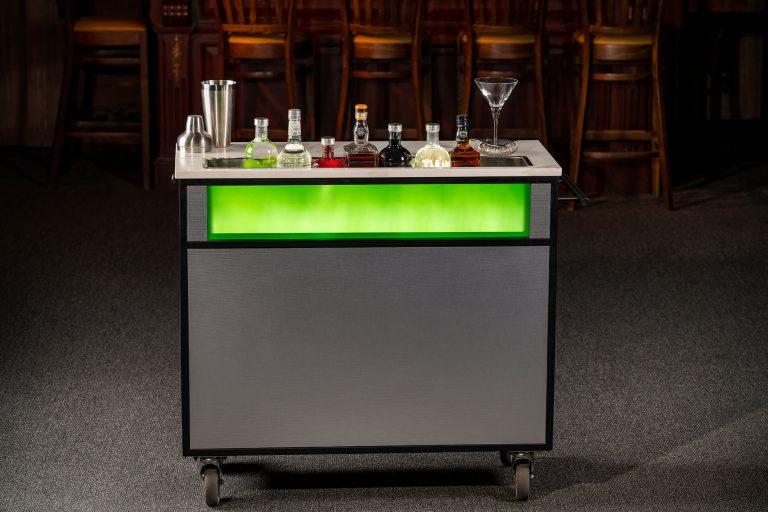 Mixology Cart