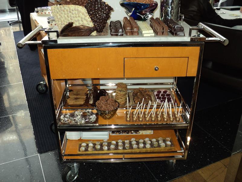 Chocolate Cart