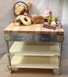 Custom Prep Table