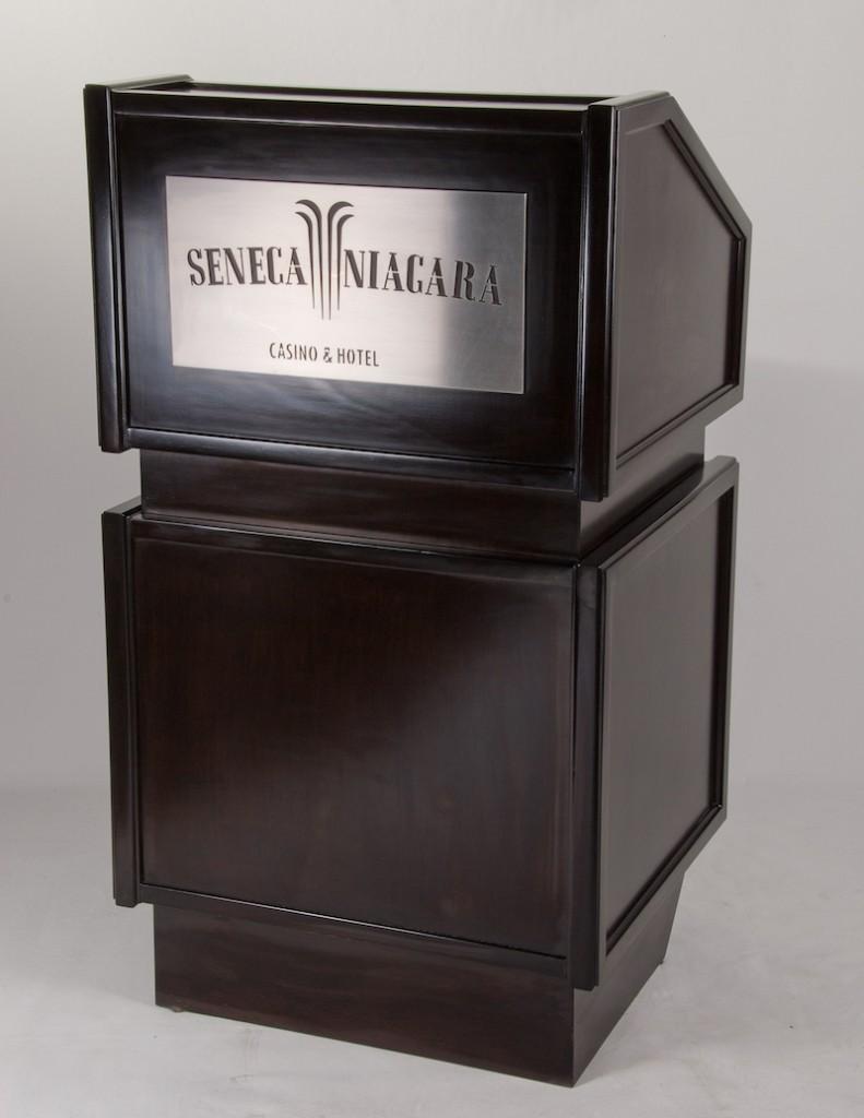 Seneca Niagra Podium
