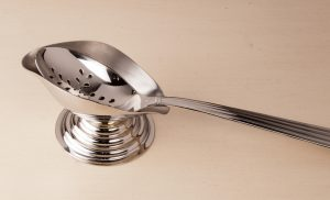 Stainless Steel Spoon Rest