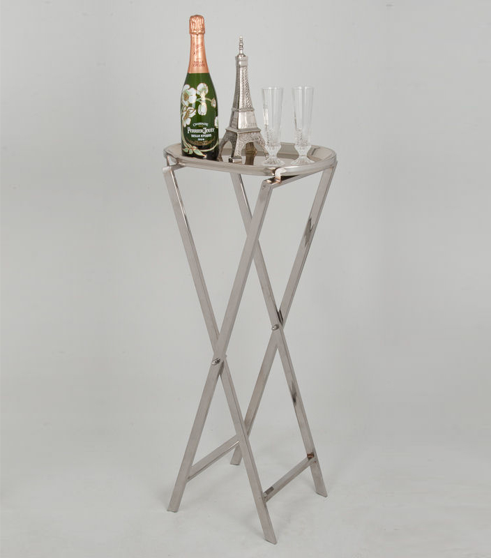 Stainless Steel Tray Stand